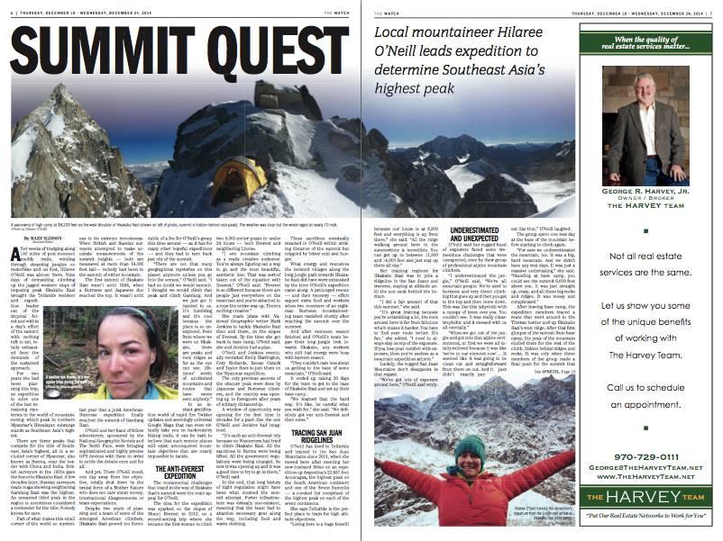 Summit Quest